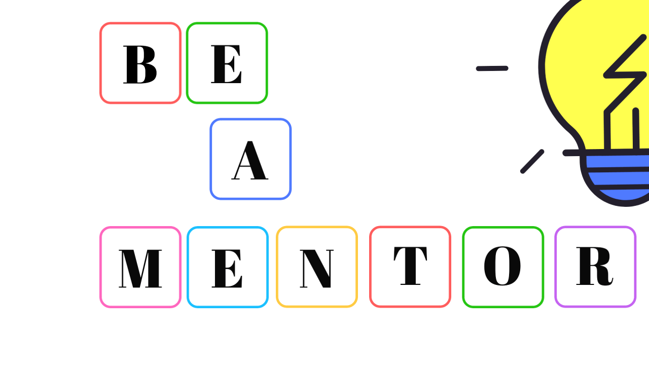 Establishing a mentoring program