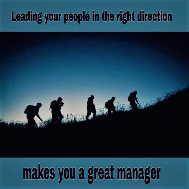 leading management function