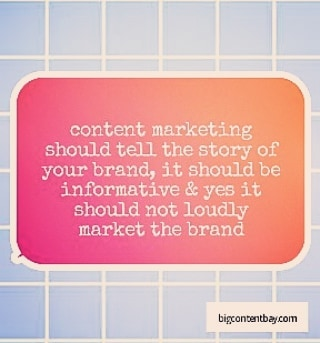 Content Marketing Tells Your Story