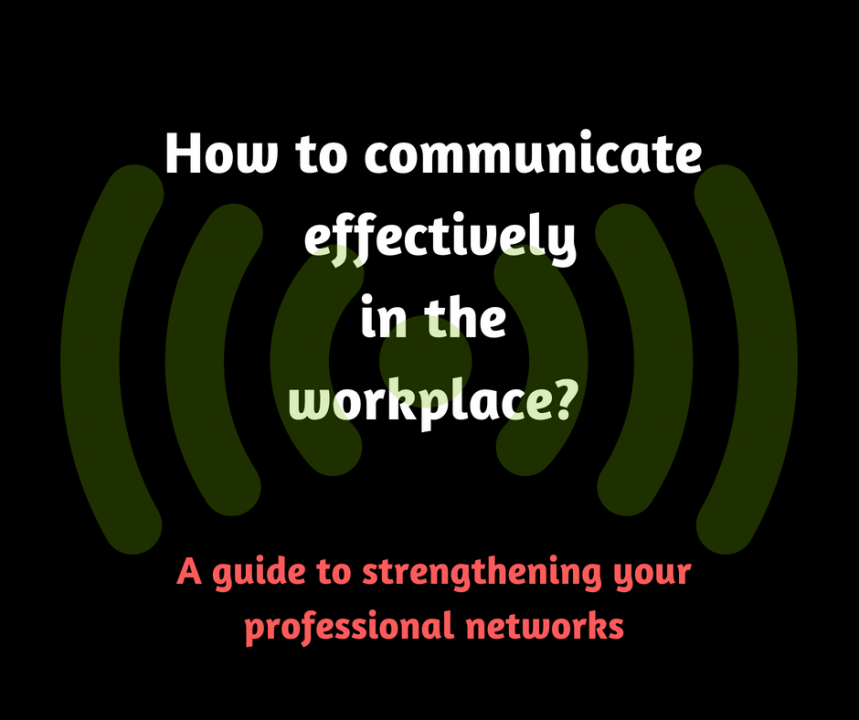 tips to improve professional communication in workplace