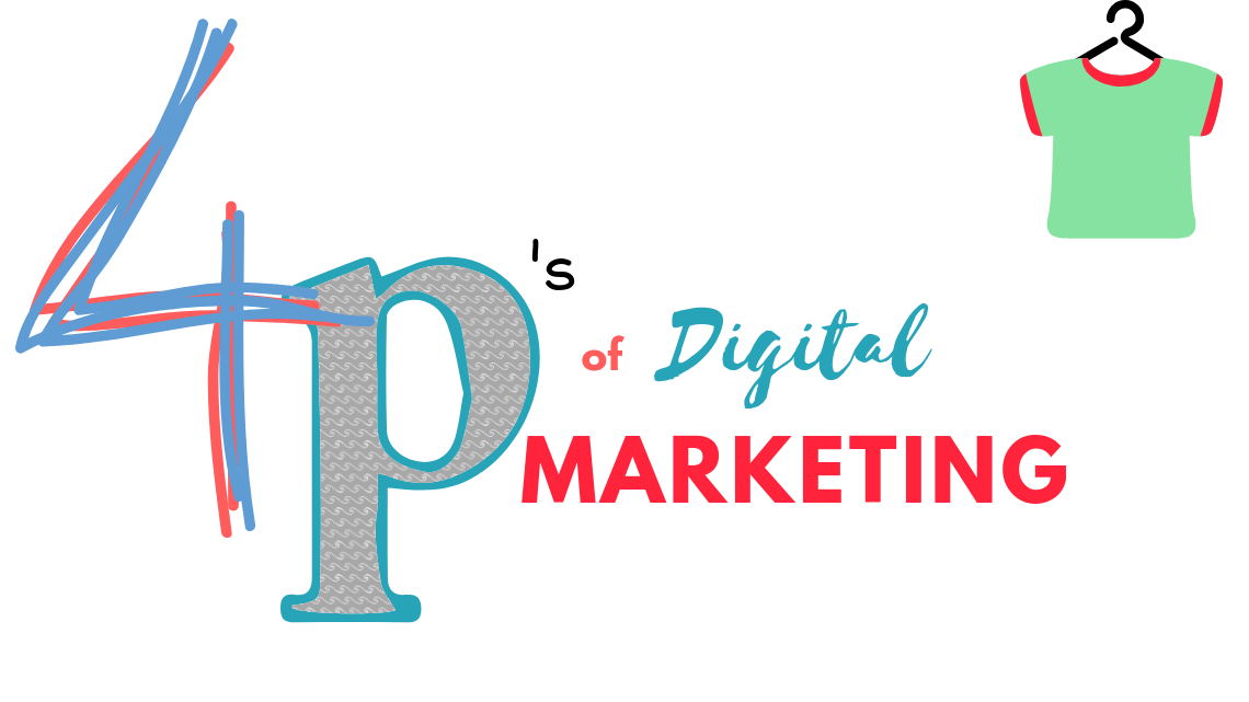 4 P's of digital marketing