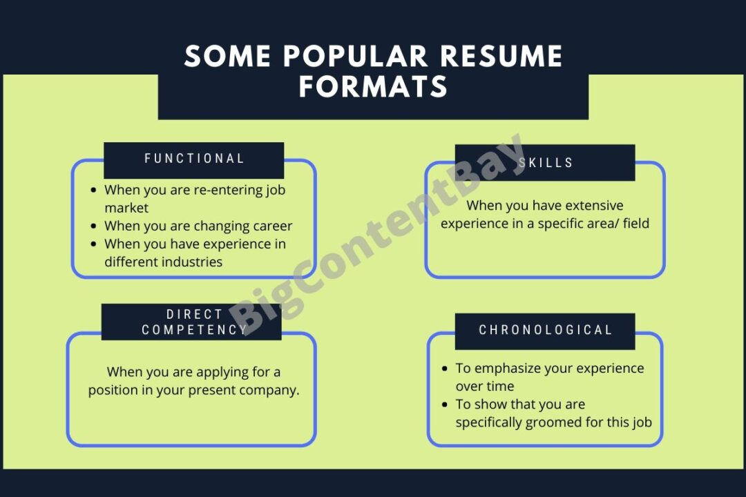 the best resume tips and tricks to get you hired