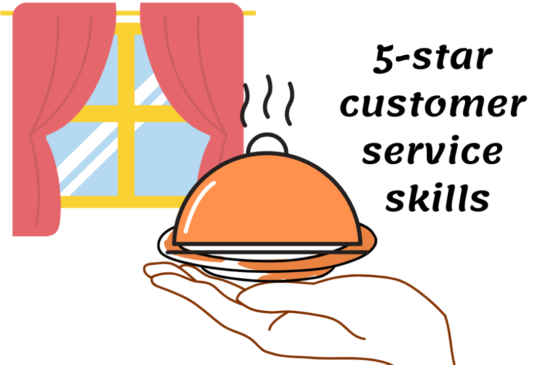 5-star customer service skills